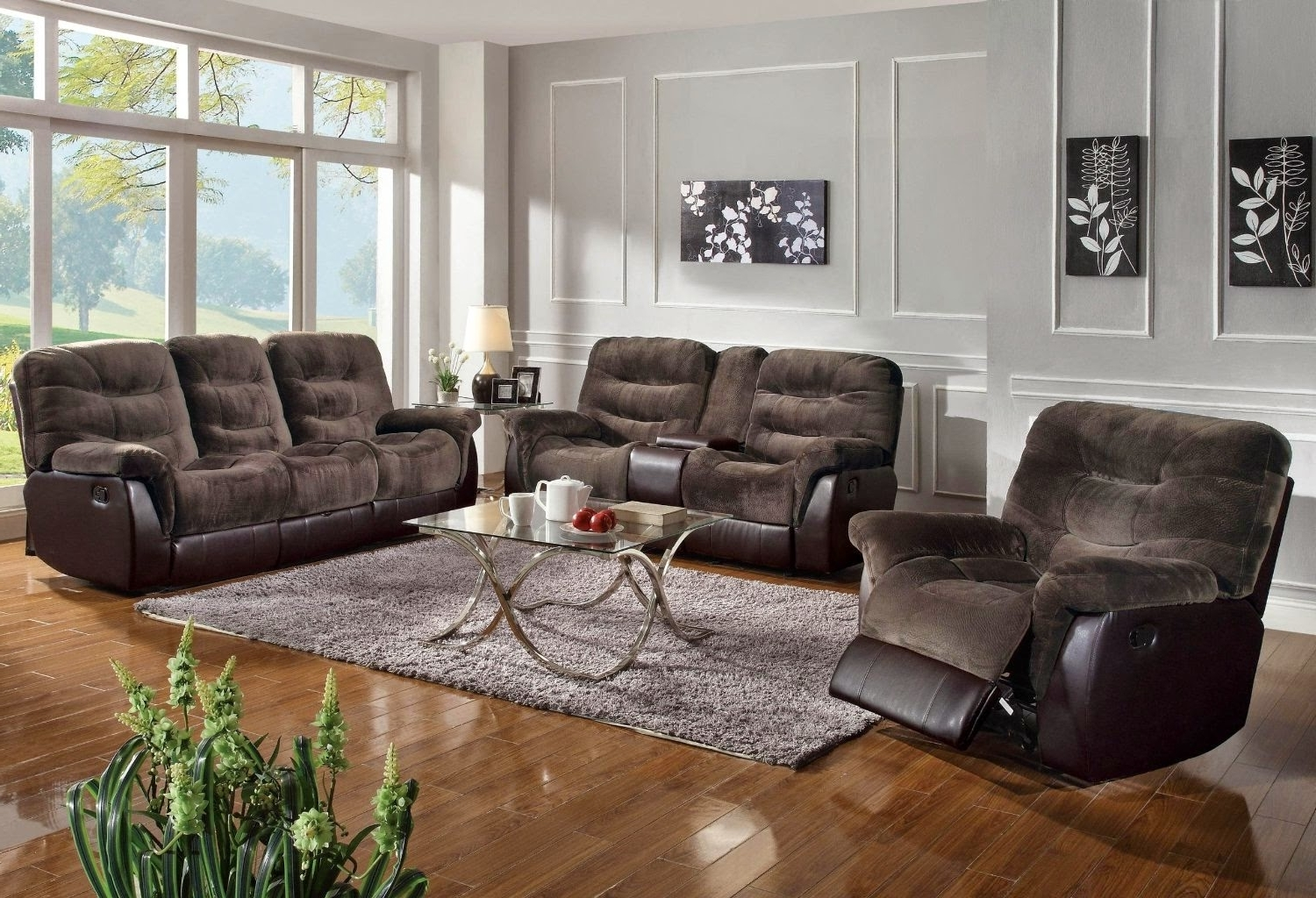 Leather Sectional Couches For Small Spaces – Saomc (View 7 of 20)