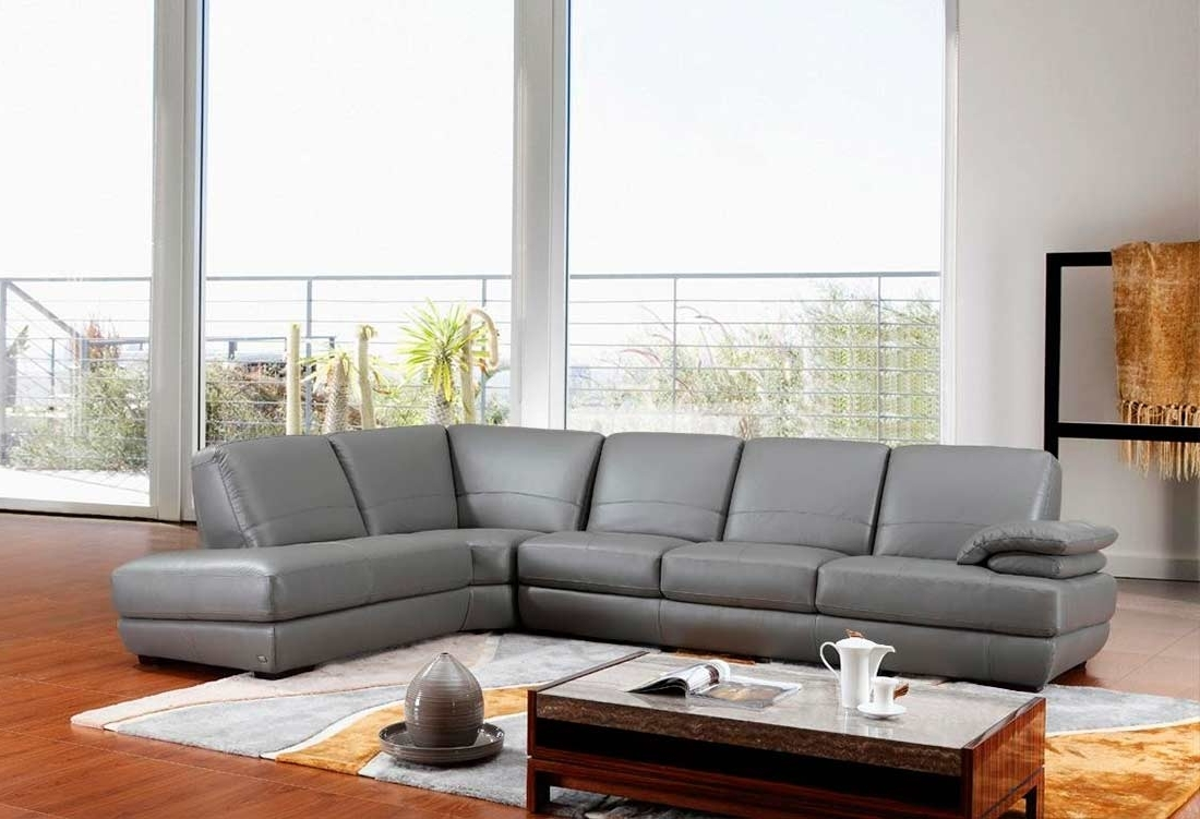 Leather Sectionals With San Francisco Sectional Sofas (View 4 of 20)