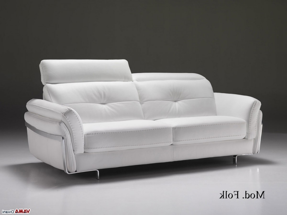 Leather Sofa (View 6 of 20)