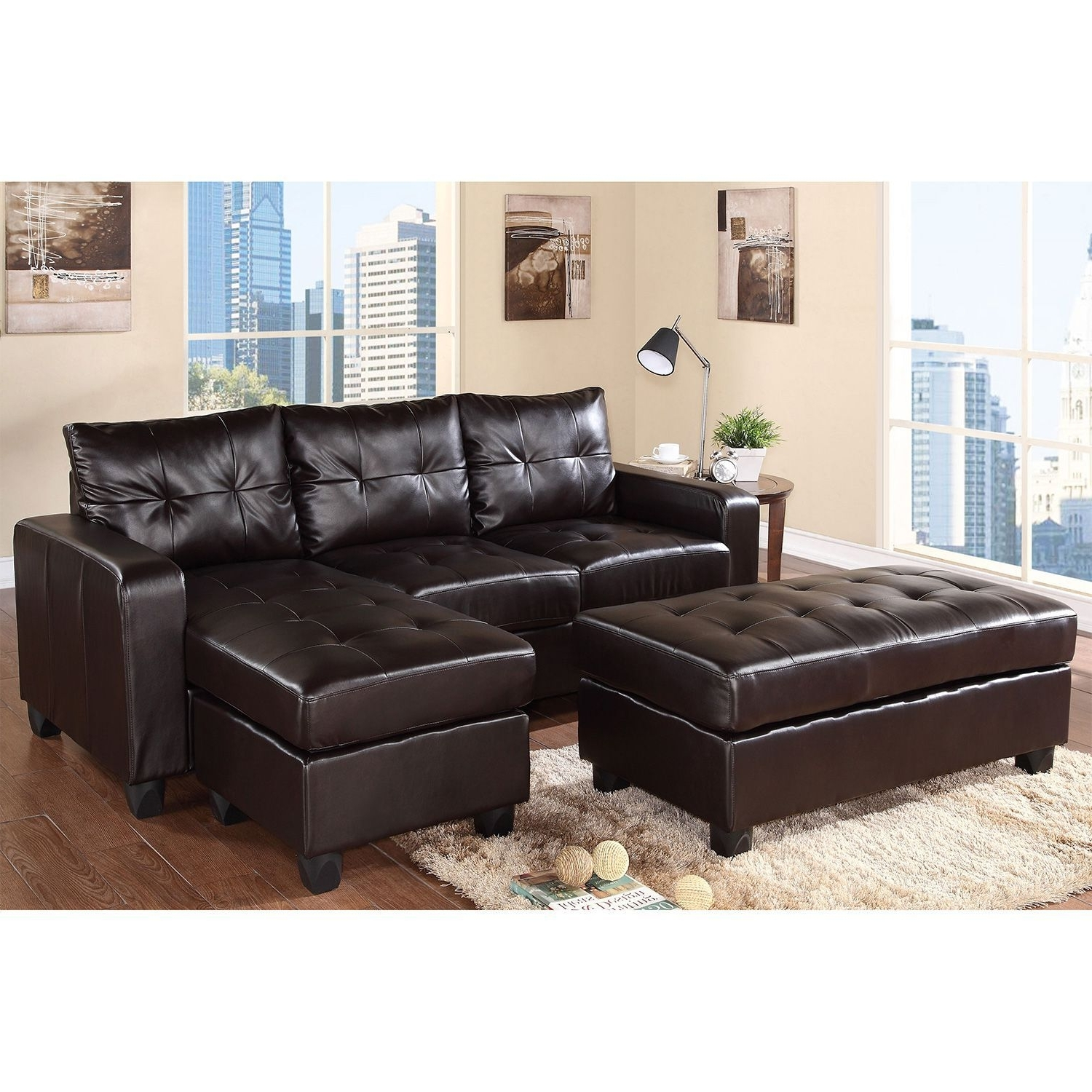 Leather Sofas For Favorite Aspen Leather Sofas (View 8 of 20)