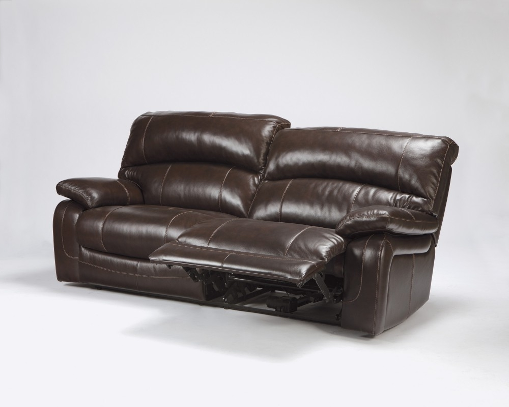 Leather Throughout Widely Used 2 Seat Recliner Sofas (View 14 of 20)