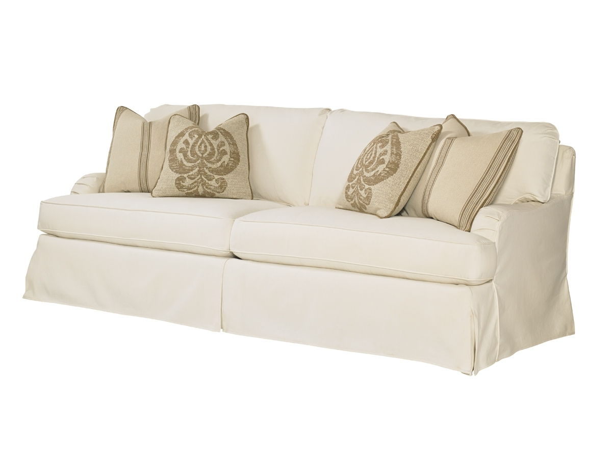 Lexington Home Brands Intended For Trendy Slipcovers Sofas (View 8 of 20)
