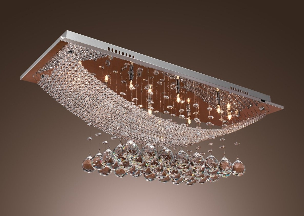 Lightings And Lamps Ideas  Box Within Most Up To Date Wall Mounted Bathroom Chandeliers (View 9 of 20)