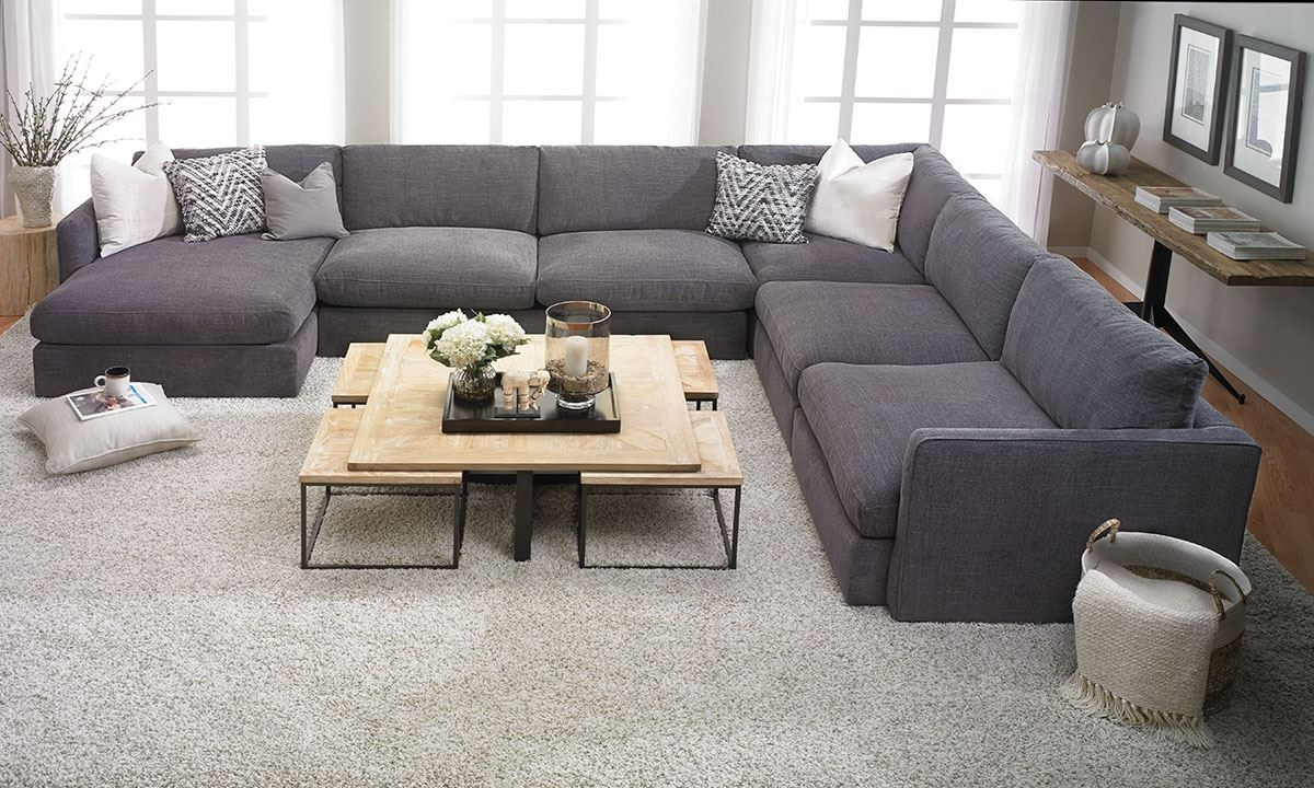Lincoln Park Handmade Modular Sectional (View 7 of 20)