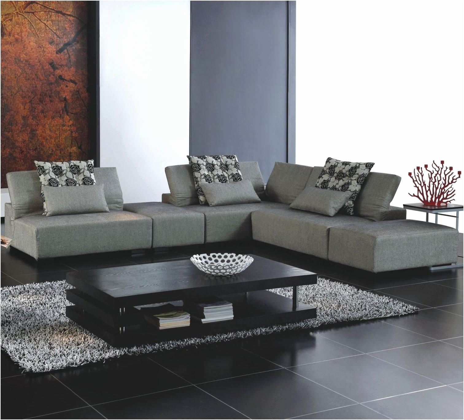 Living Room : Best Small Modern Sectionals Sectional Sofa For Throughout Fashionable Inexpensive Sectional Sofas For Small Spaces (View 12 of 20)