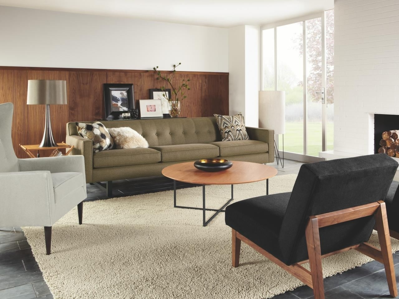 Living Room Designs Indian Style Black White Leather Lounge Sofa Within Latest Leather Lounge Sofas (View 9 of 20)