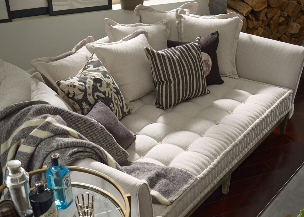 Living Room For Deep Cushion Sofas (View 8 of 20)