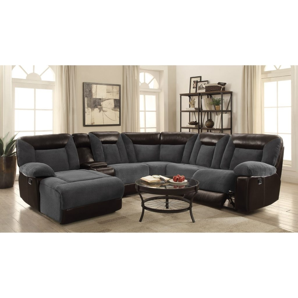 Living Room Furniture Accessories To Complement Contemporary With Regarding Most Recent High Quality Sectional Sofas (View 12 of 20)
