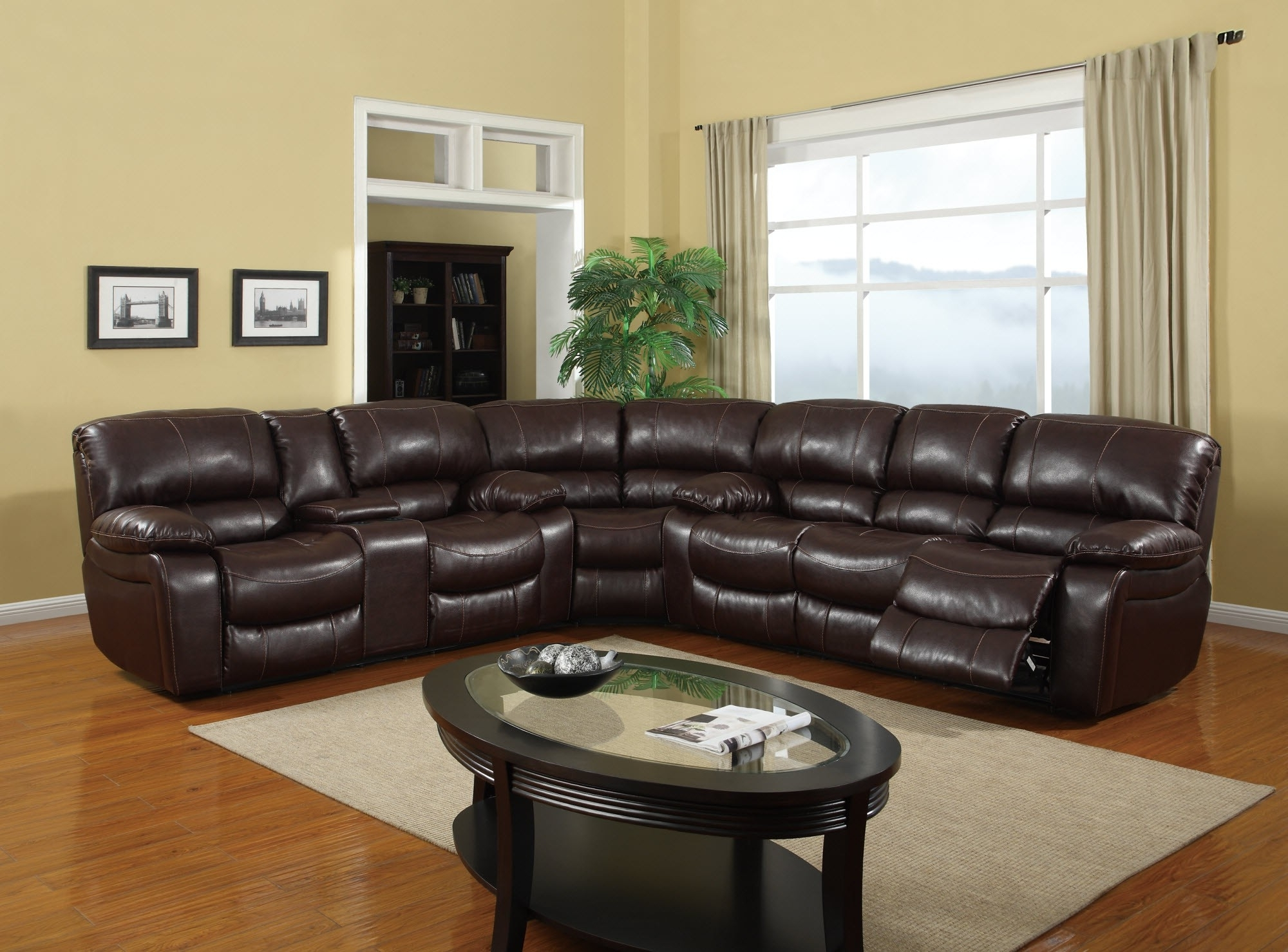 Living Room : Furniture Living Room Sectional Sofas Miami And Big With Most  Current Miami Sectional