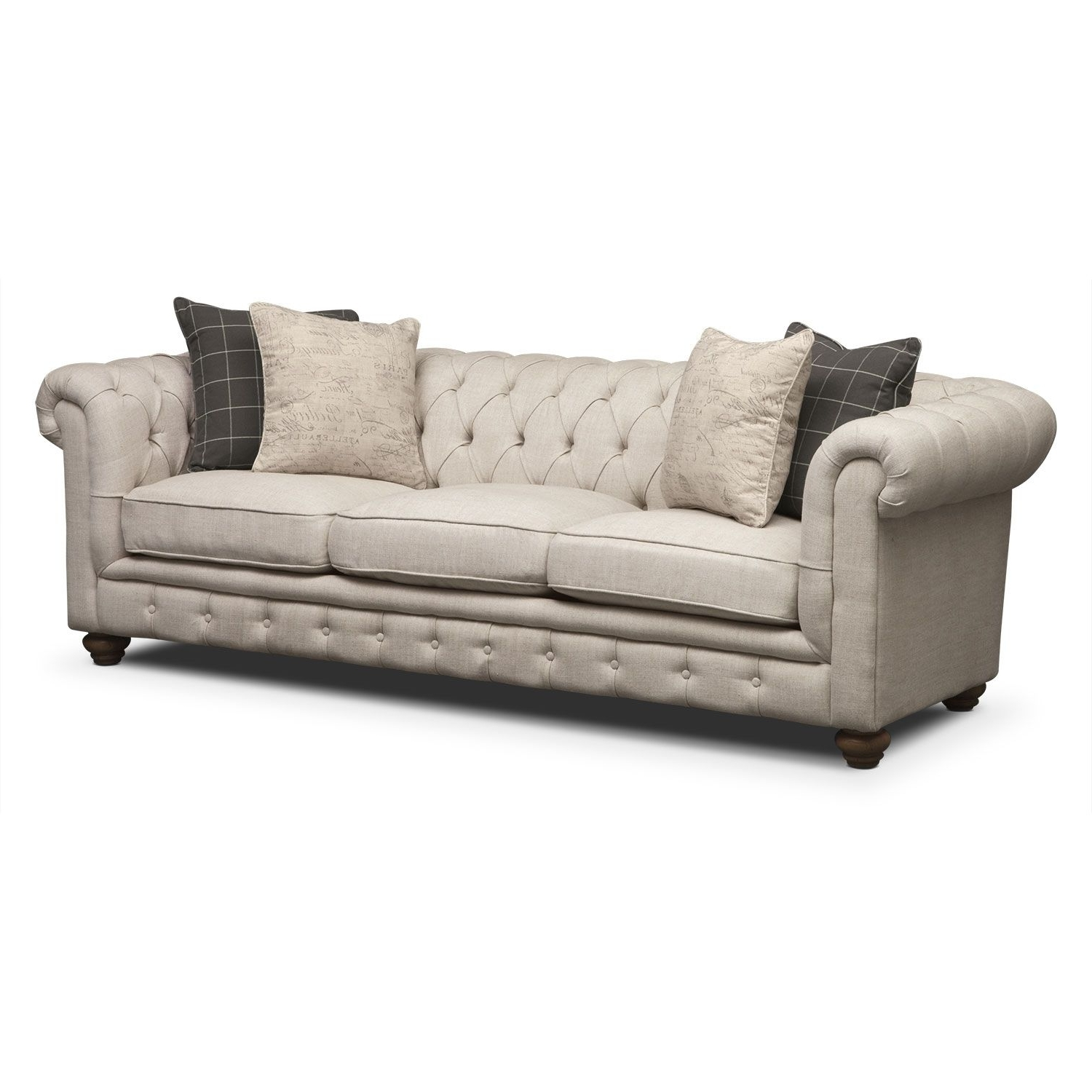 Living Room Furniture – Madeline Sofa; $799. Living Room (View 9 of 20)
