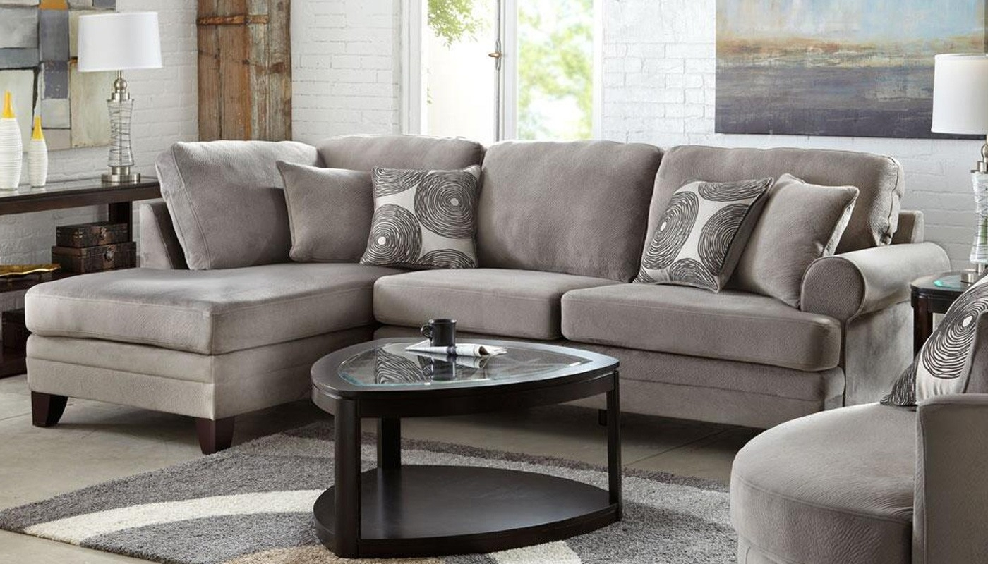 Living Room Furniture With Home Zone Sectional Sofas (Gallery 1 of 20)