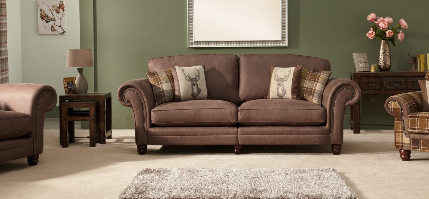 Living Room Ideas, Room Intended For 4 Seater Sofas (View 13 of 20)