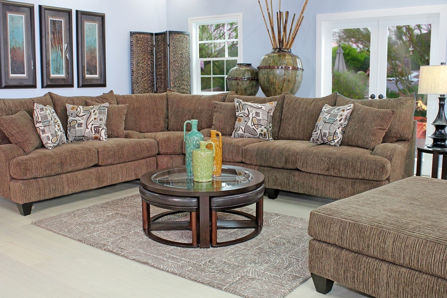 Living Room Sofa And Chair Sets With Regard To 2018 Furniture (View 13 of 20)