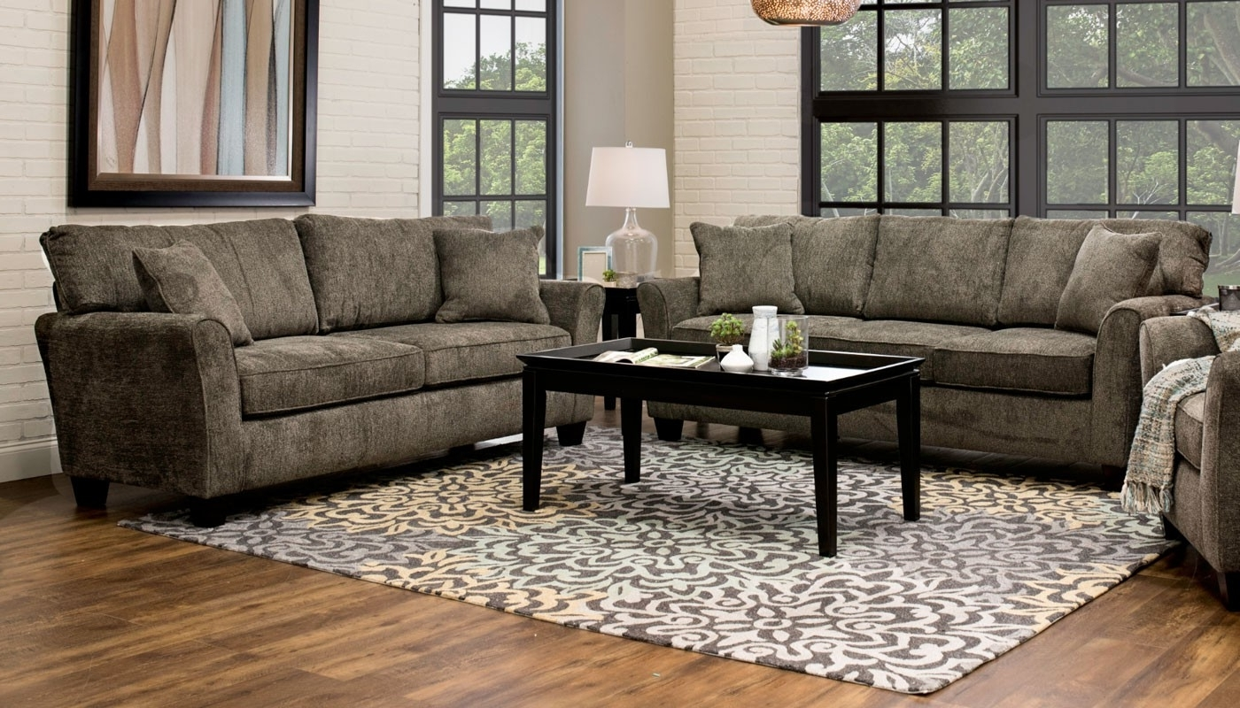 Living Room Throughout Well Known Home Zone Sectional Sofas (View 7 of 20)