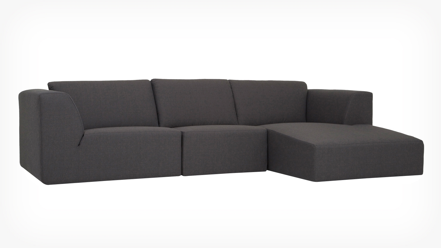 Living > Seating > Sectionals Within Well Liked Eq3 Sectional Sofas (View 6 of 20)