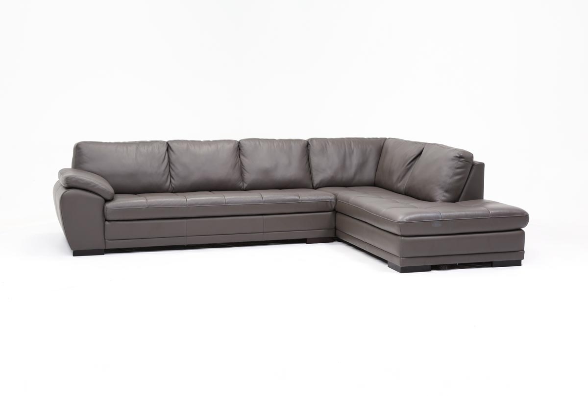 Living Spaces Regarding Most Recently Released Vaughan Sectional Sofas (View 7 of 20)