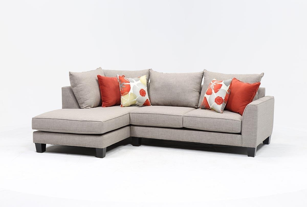 Living Spaces Throughout Famous Living Spaces Sectional Sofas (View 6 of 20)