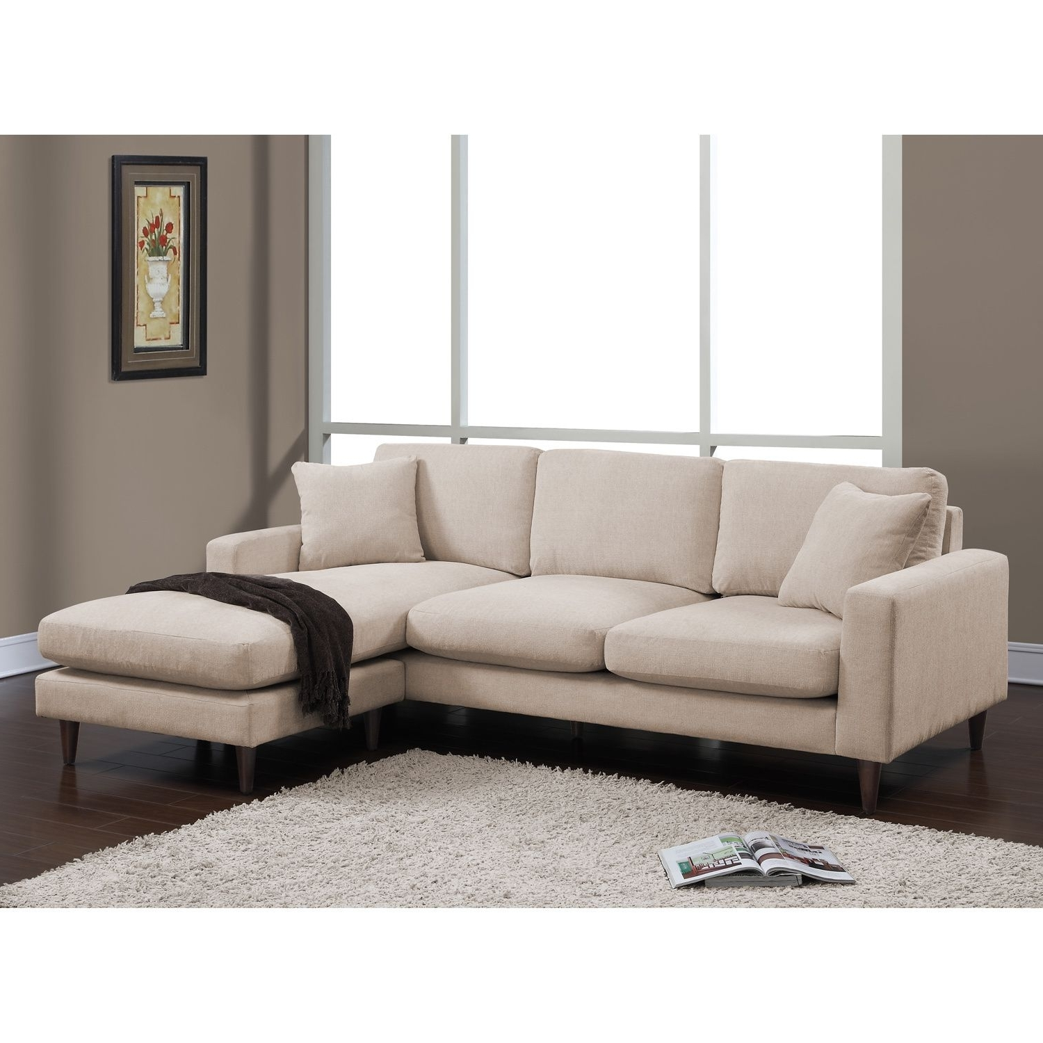 London Ontario Sectional Sofas Pertaining To Well Known Lounge In Total Comfort With The Shaffer Two Piece Sectional Made (View 18 of 20)
