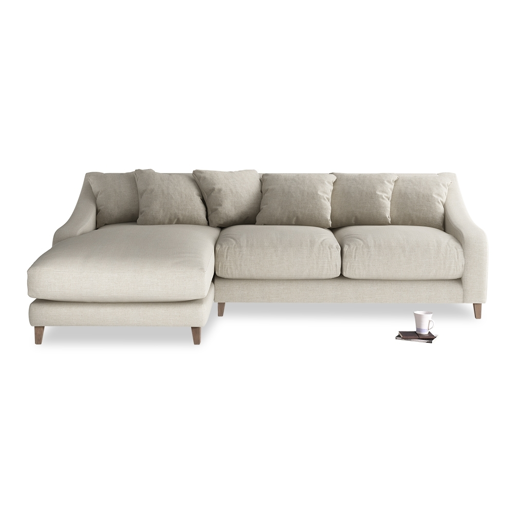 Long Chaise Sofas In Well Liked Oscar Chaise Sofa (View 11 of 20)