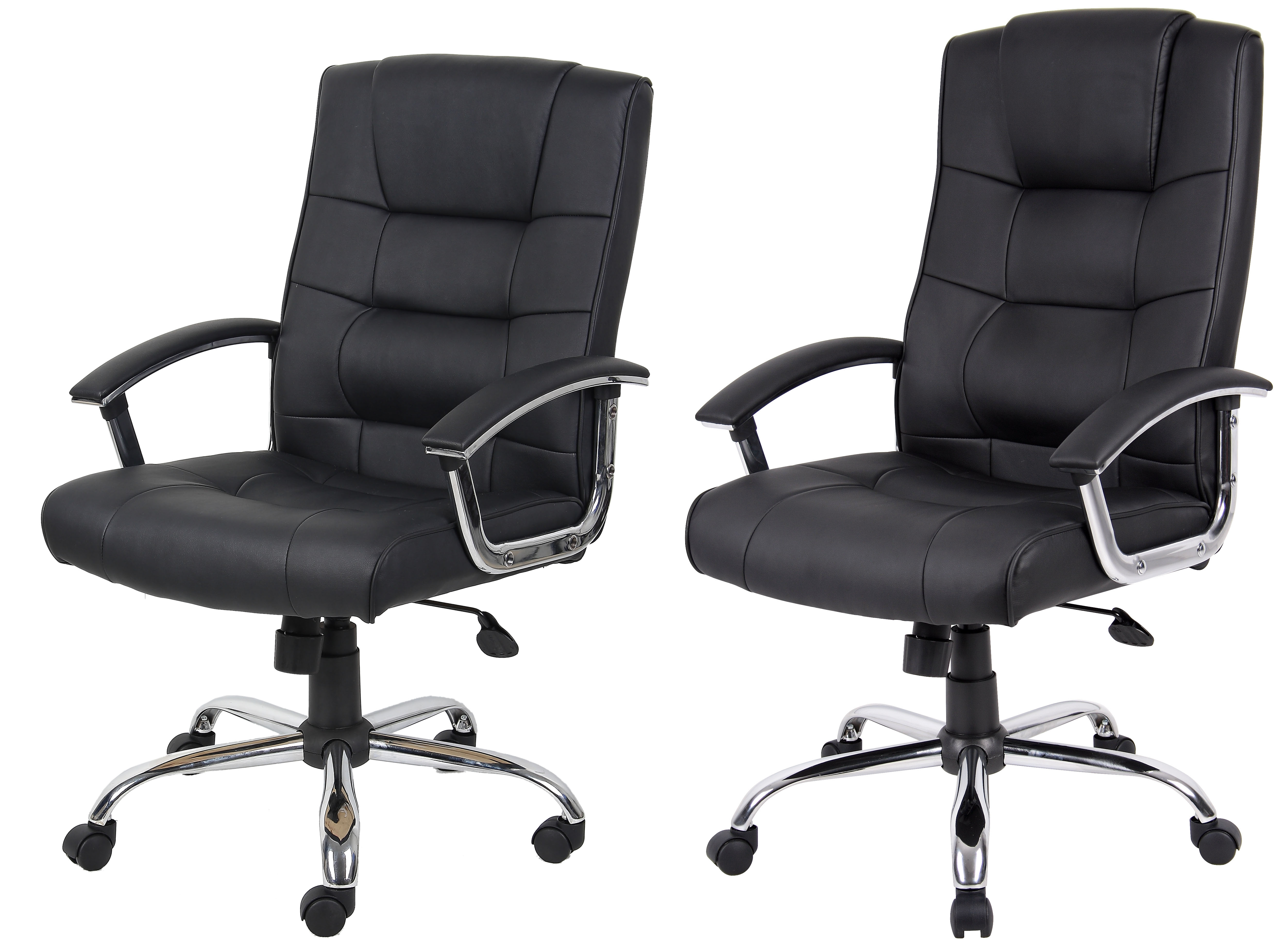 Los Regarding Global Executive Office Chairs (View 17 of 20)