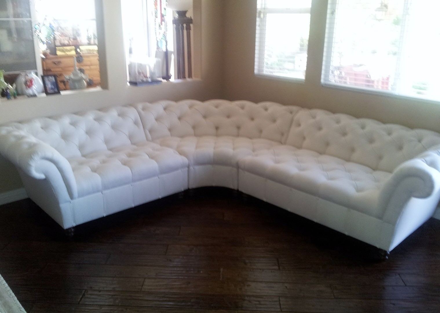 Featured Photo of Customizable Sectional Sofas