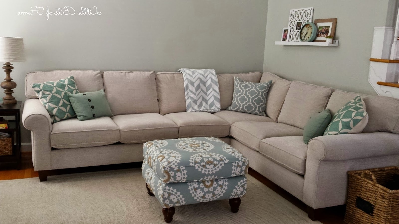 Lovely Haverty Sectional Sofa U2013 Buildsimplehome In Most Popular Sectional  Sofas At Havertys (Gallery 3