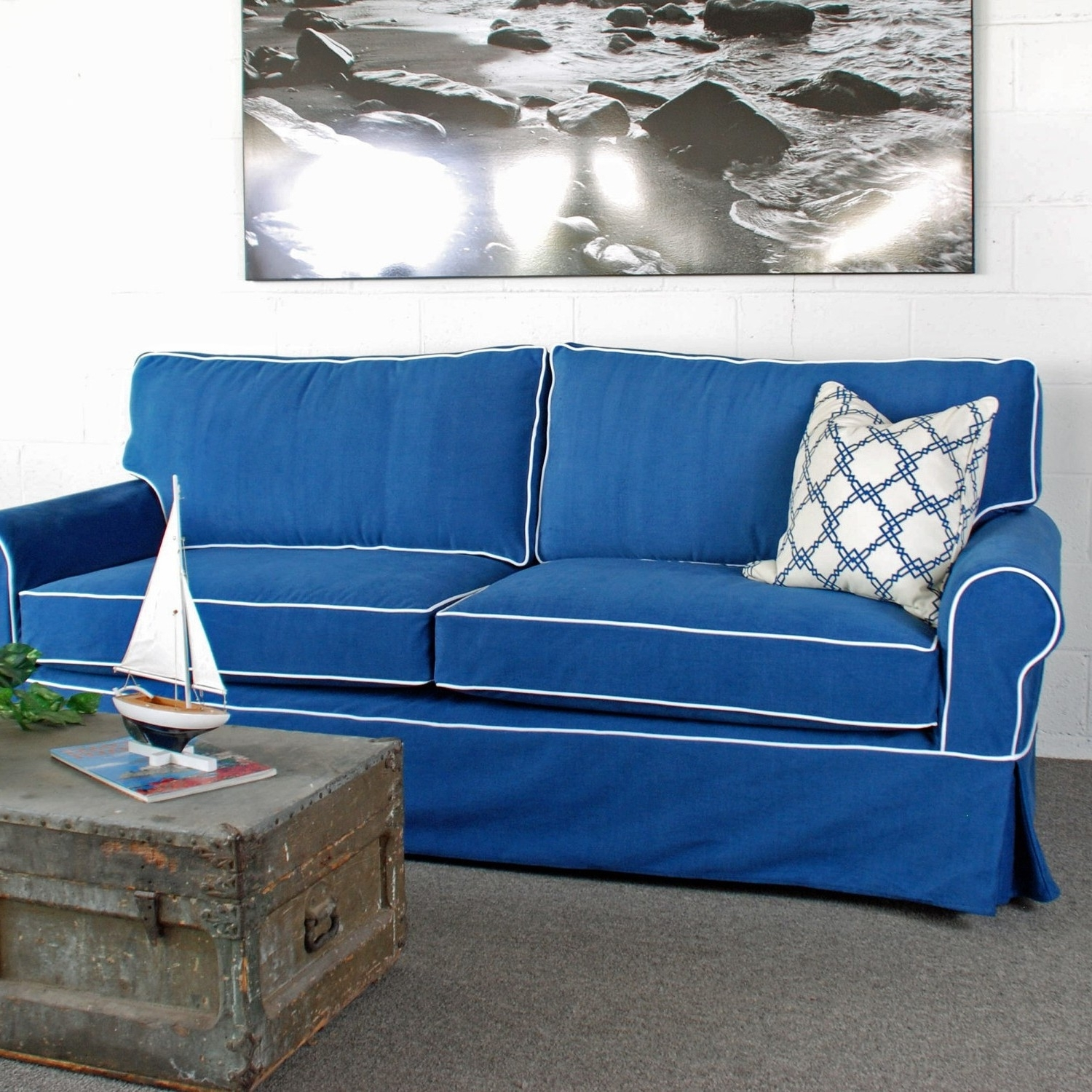 Lovely Washable Slipcovered Sofas 11 For Your Modern Sofa In Favorite Washable Sofas (View 7 of 20)