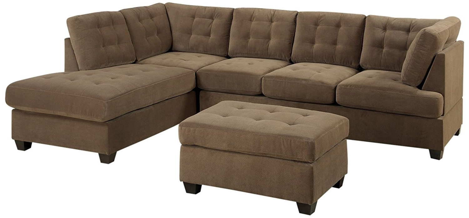 Loveseats With Ottoman Within Newest Sofa : Oval Tufted Ottoman Ottoman Tray Cowhide Ottoman Ikea (View 9 of 20)
