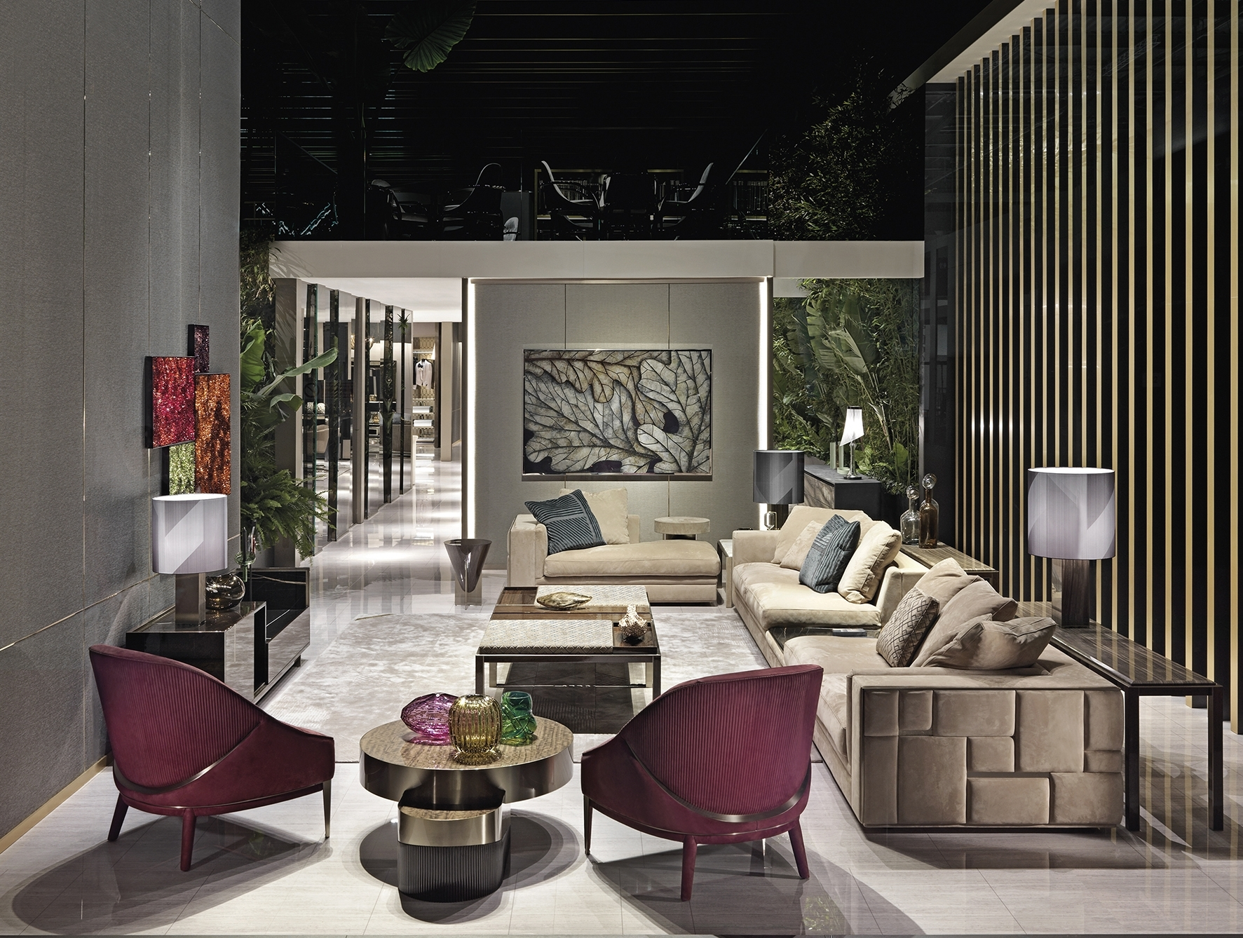 Luxury Sofas Regarding Most Current Italian Designer Luxury High End Sofas & Sofa Chairs: Nella Vetrina (View 14 of 20)