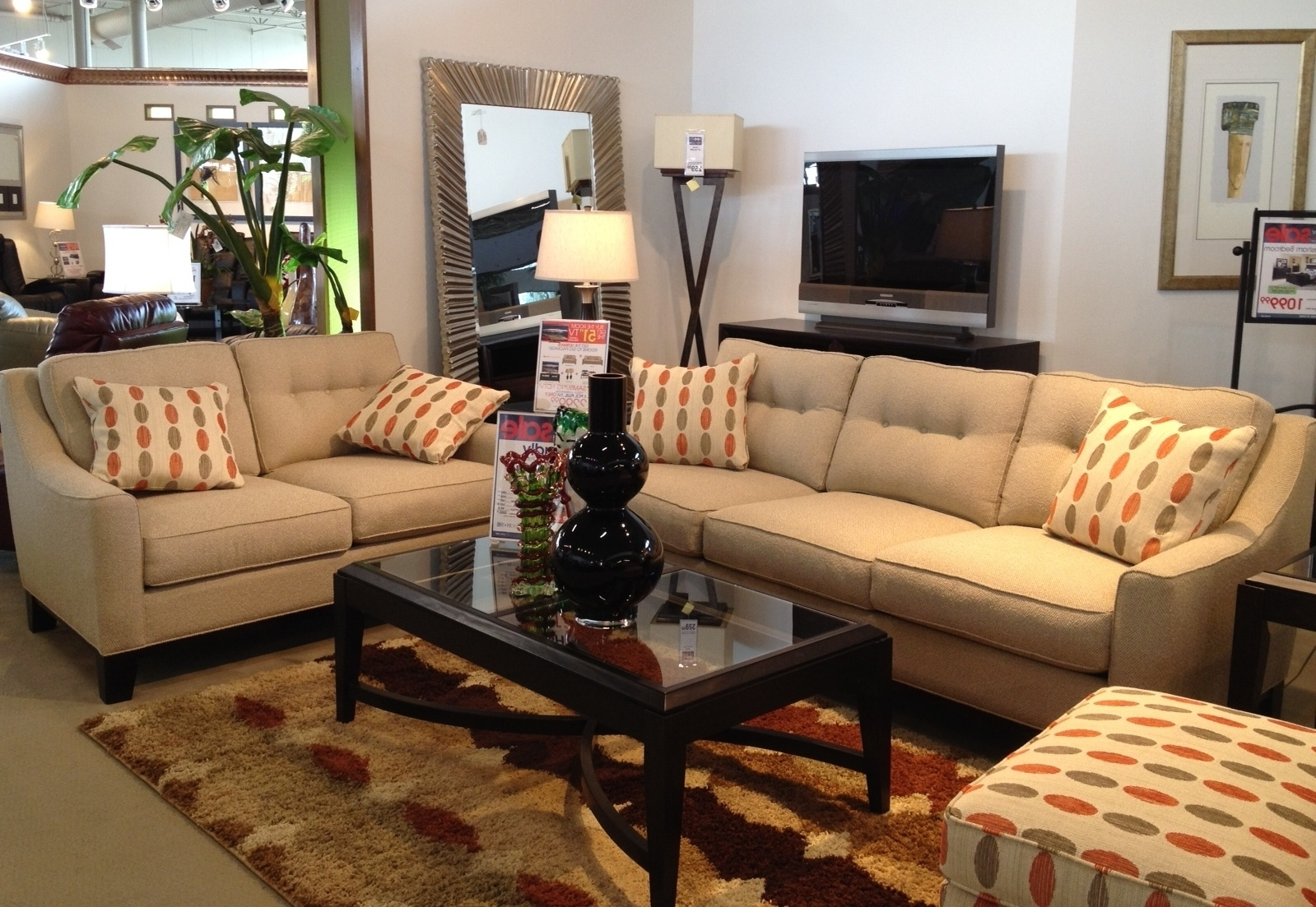 Macon Ga Sectional Sofas For Well Known Kitchen : Fabulous Dining Furniture Value City Sectionals (View 11 of 20)
