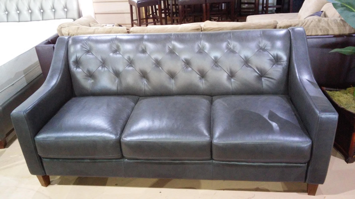 Macys Leather Sofa – Mforum Throughout Latest Macys Leather Sofas (View 10 of 20)