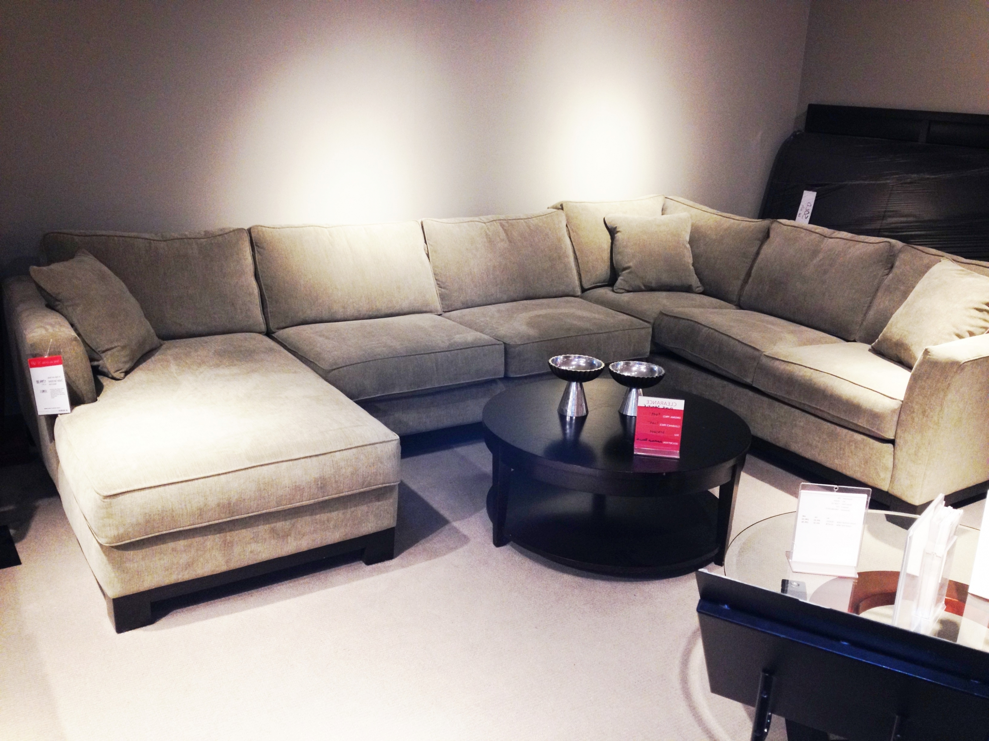 Macys Sectional Sofas In Fashionable Sofa: Harper Sectional Sofa Macy's • Sectional Sofa For Enticing (View 10 of 20)
