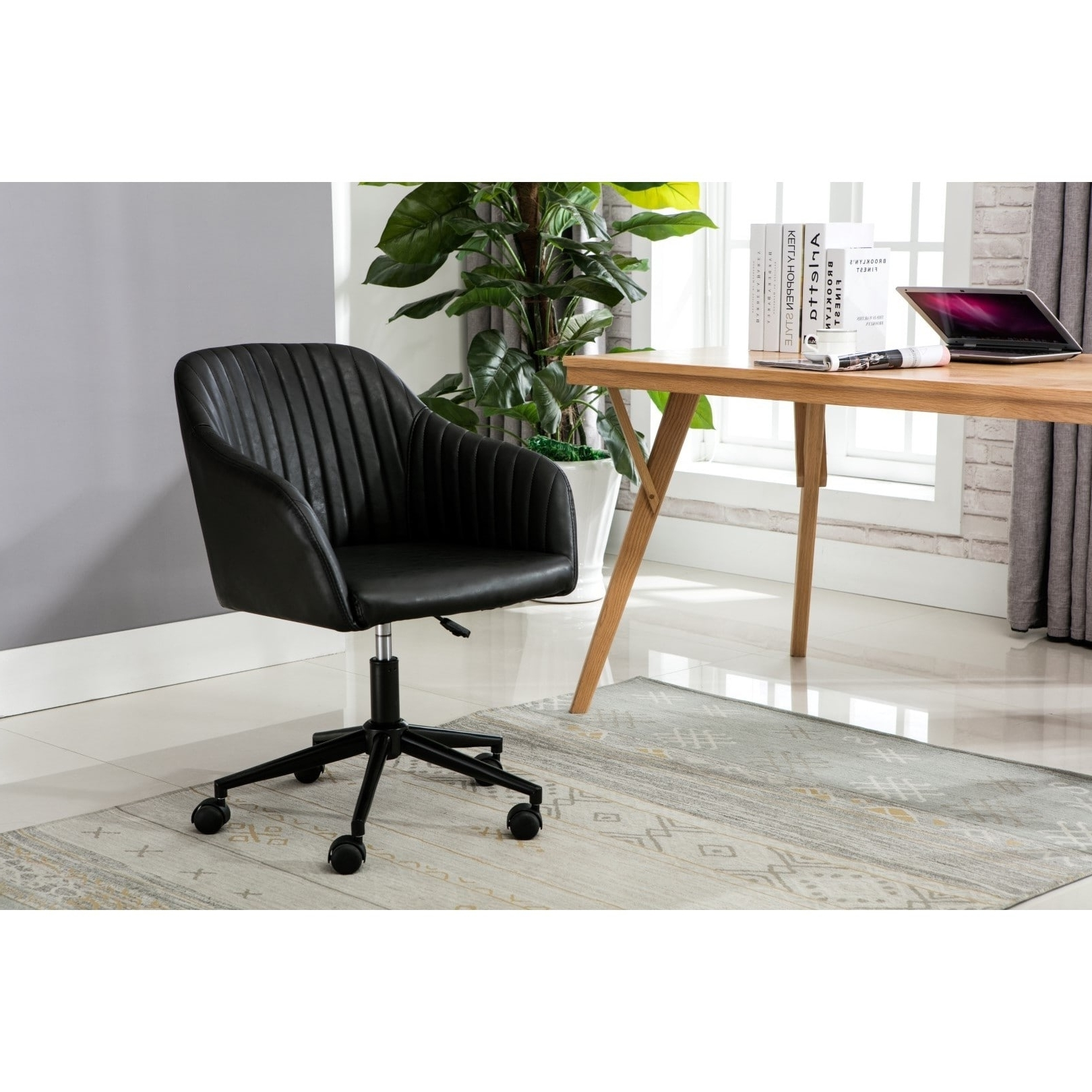 Madison Executive Office Chairs Inside Newest Porthos Home Madison Executive Office Chair – Free Shipping Today (View 9 of 20)