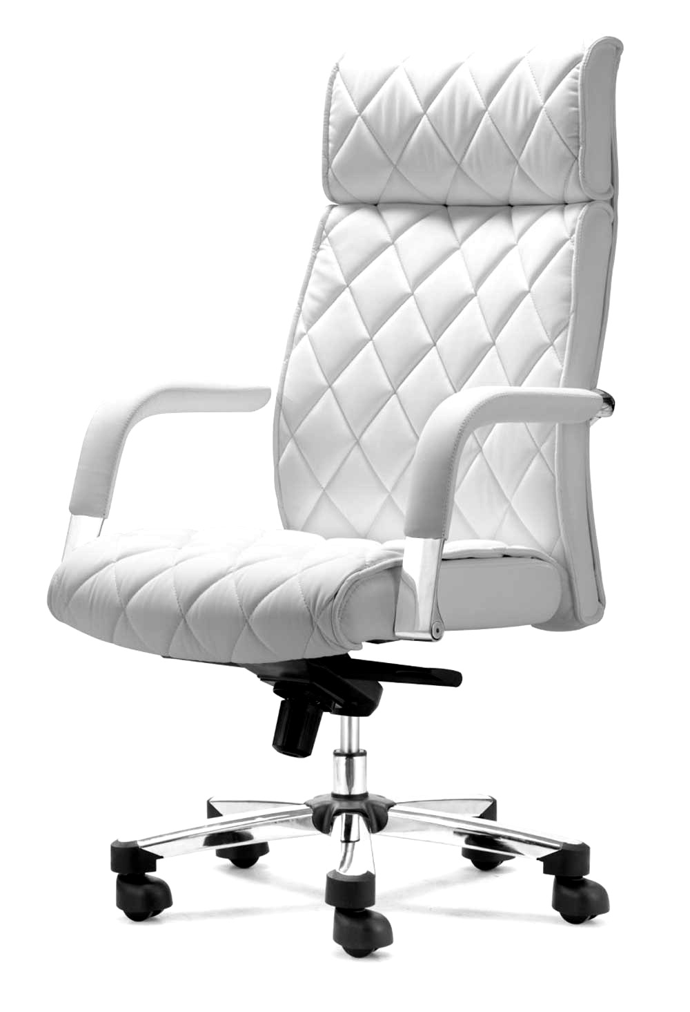 Madison Executive Office Chairs Regarding Most Recent Modern White Office Chair Gallery – Best Daily Home Design Ideas (View 11 of 20)