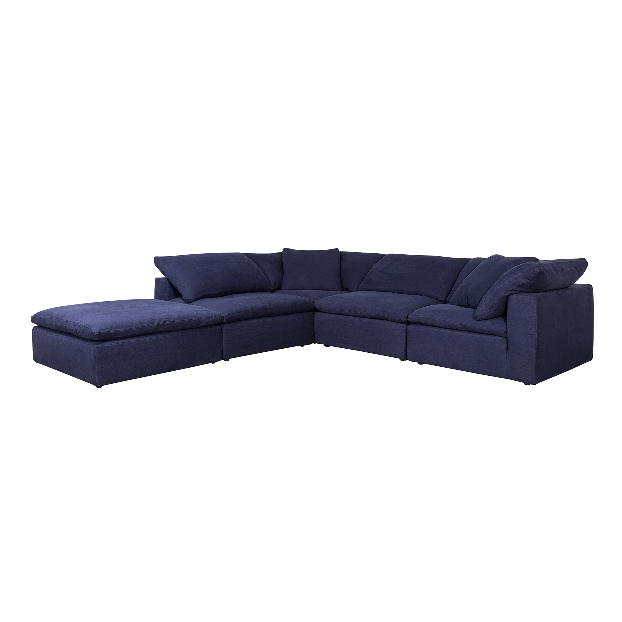 Marlowe Small Modular Sofa – Furniture – Coco Republic – Brands In Latest Small Modular Sofas (View 6 of 20)