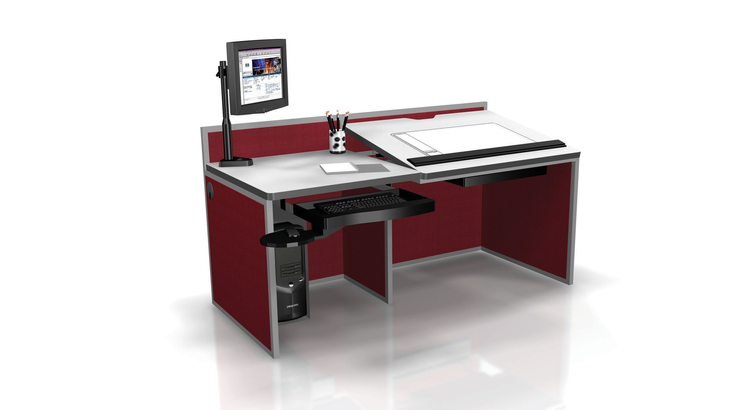 Featured Photo of Computer Drafting Desks