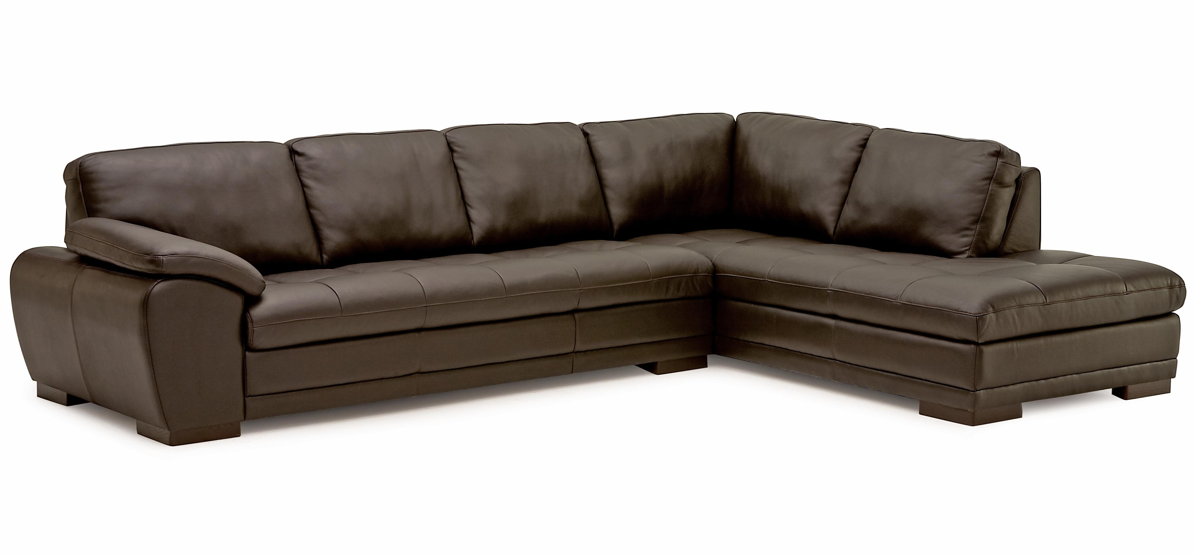 Miami Sectional Sofas Throughout Current Palliser Miami Contemporary 2 Piece Sectional Sofa With Left (View 4 of 20)