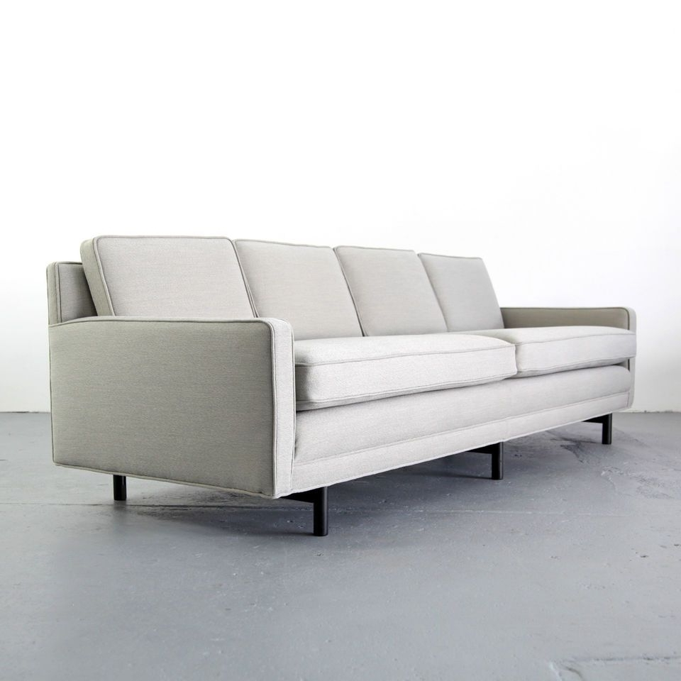Mid Century Modern 4 Seater Sofapaul Mccobb For Directional For Most Current Four Seater Sofas (View 10 of 20)
