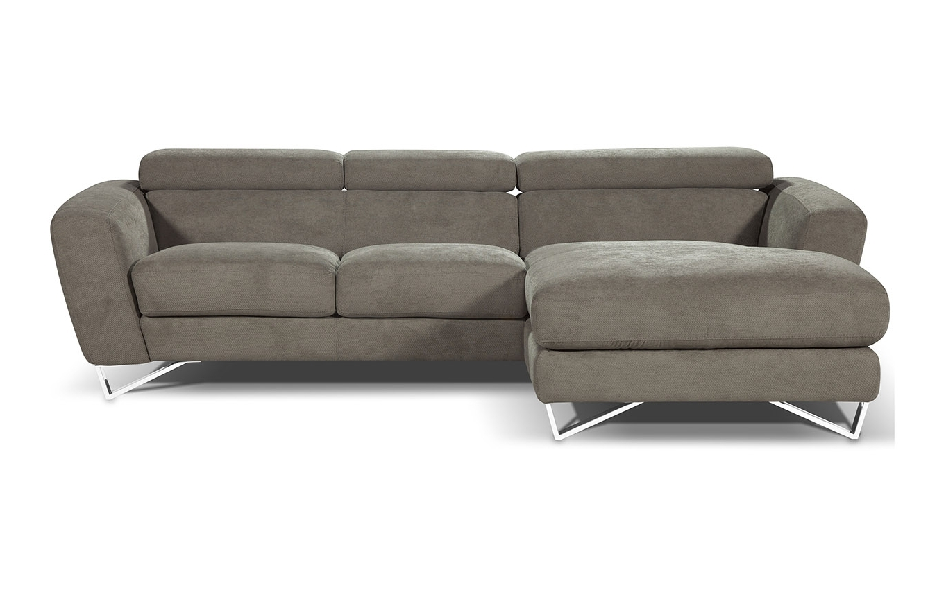 Mini Sectional Sofas For Newest Sparta Mini Sectional Sofa (View 6 of 20)