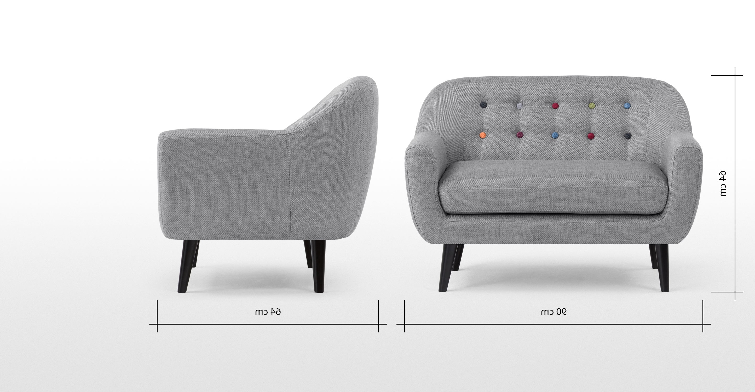 Mini Sofas Regarding Most Popular Awesome Mini Sofa 78 In Modern Sofa Ideas With Mini Sofa (View 8 of 20)