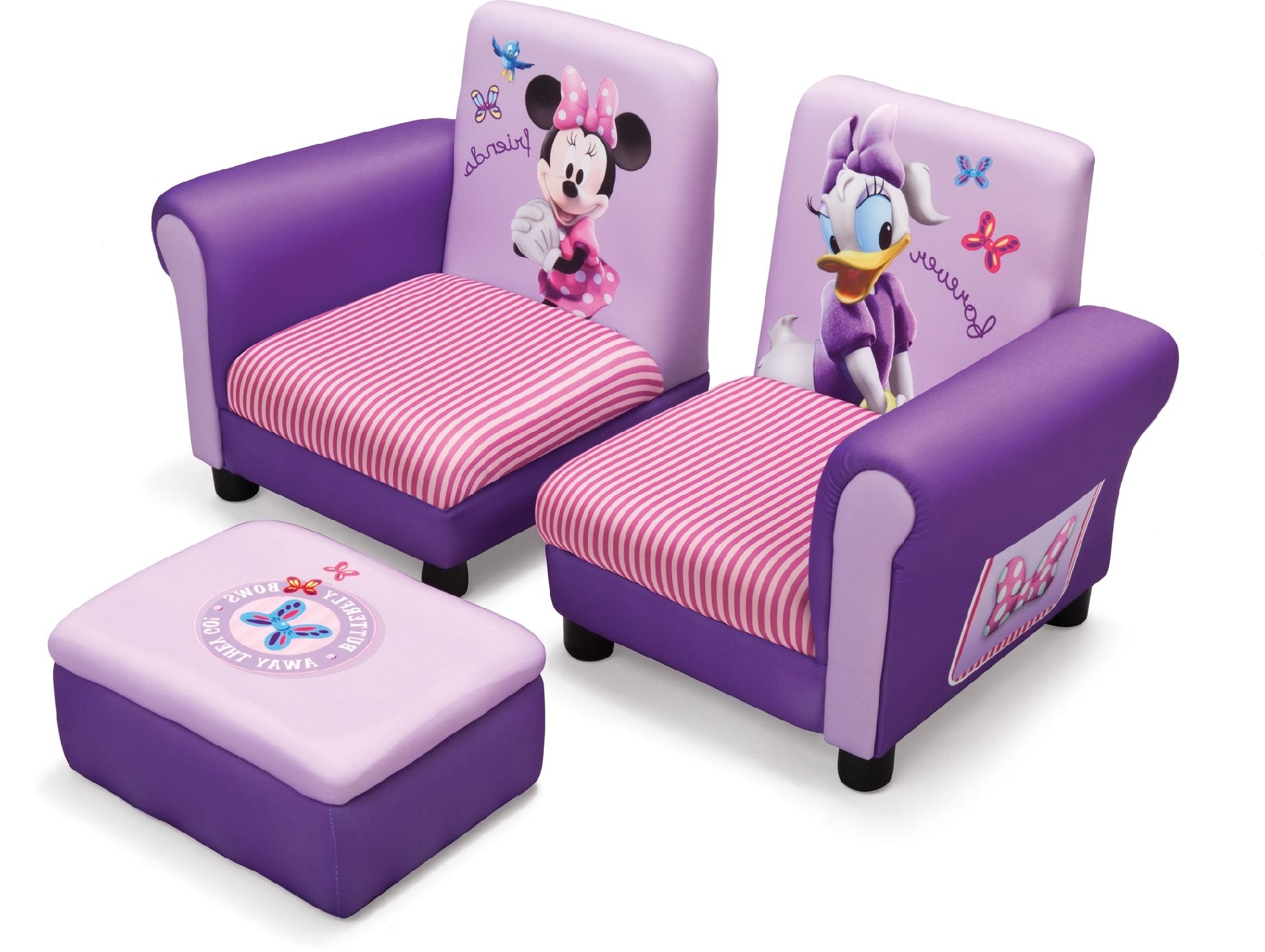 Minnie Mouse Kids Furniture (View 5 of 20)