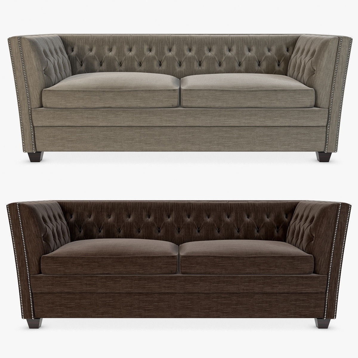 Mitchell Gold Sofas Within Most Recently Released Mitchell Gold And Bob Williams – Fiona Super 3d Model (View 12 of 20)