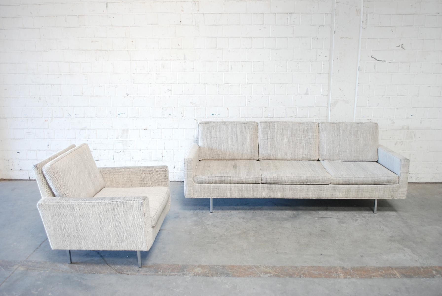 Model 25 Bc Sofa And Chairflorence Knoll For Knoll For Well Liked Florence Large Sofas (View 12 of 20)