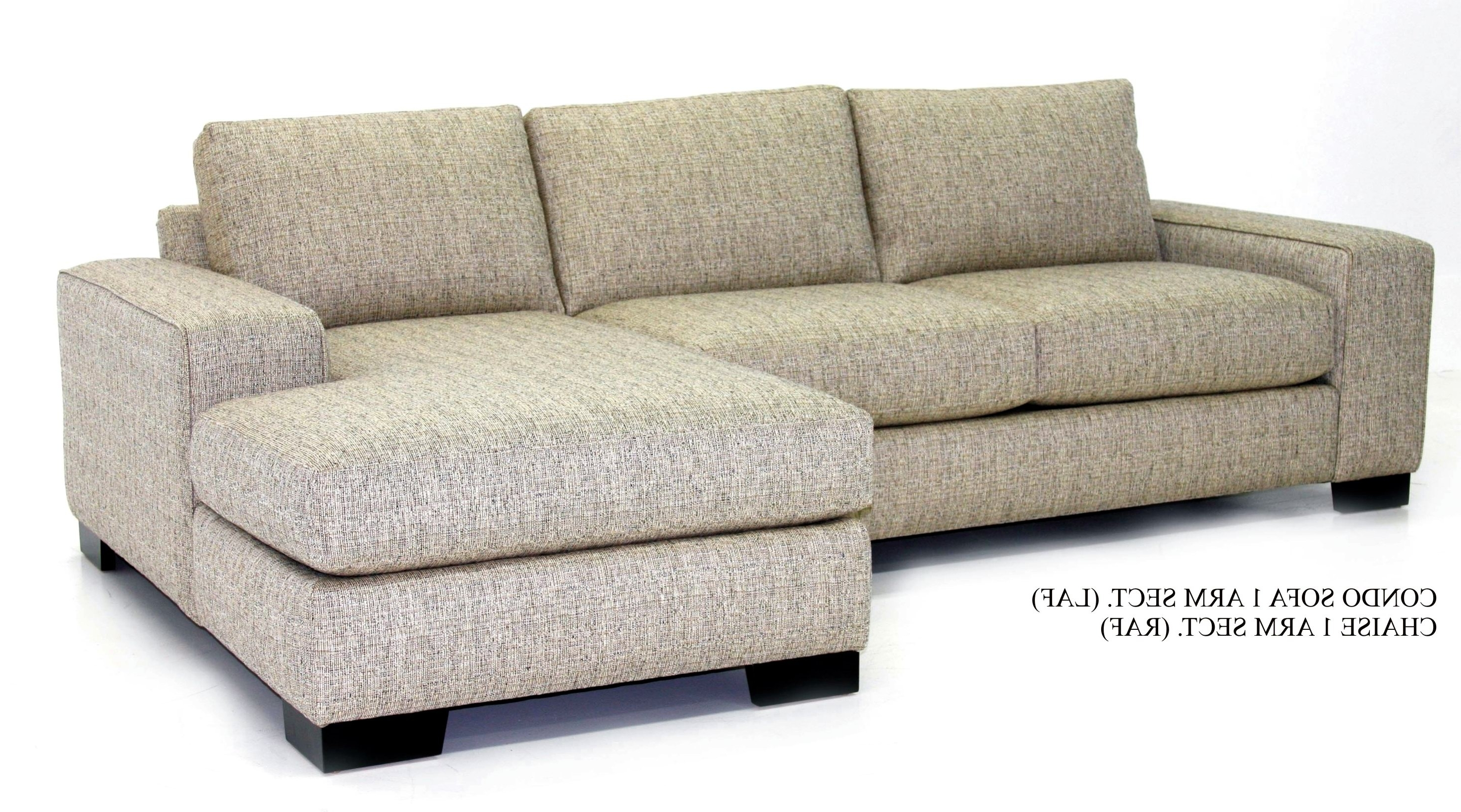 Modena Sofa And Sectional Sizes Regarding Best And Newest Sectional Sofas For Condos (View 6 of 20)