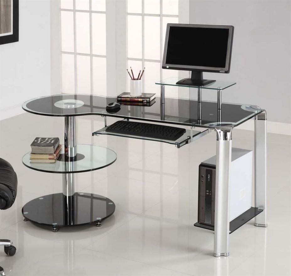 Modern Computer Desks Throughout Best And Newest Modern Office Desks – New Furniture (View 3 of 20)