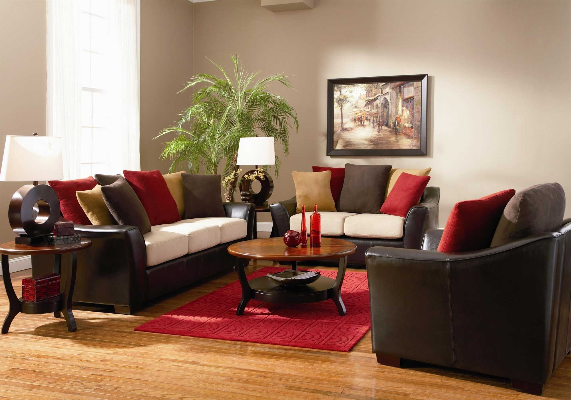 Modern Concept Living Room Ideas Brown Sofa Awesome Living Room In Most Recently Released Brown Sofa Chairs (View 7 of 20)