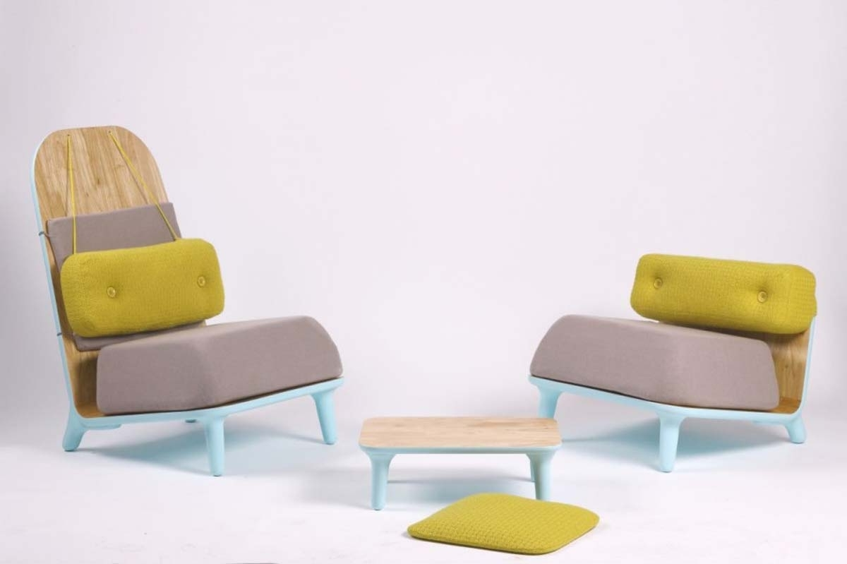 Modern Furniture Chairs With Well Known Contemporary Sofas And Chairs (View 8 of 20)