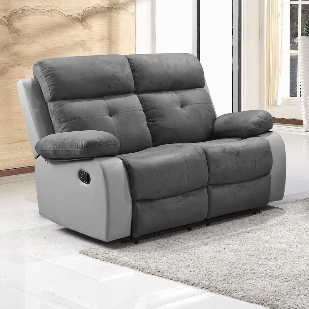 Modern Recliner Sofa Used Furniture For Saleowner Second Hand Throughout Famous Modern Reclining Leather Sofas (View 6 of 20)
