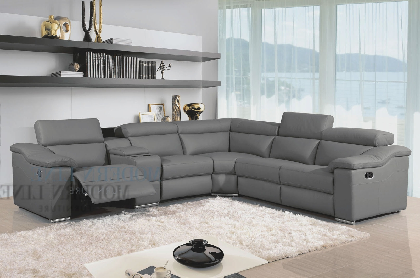 Modern Reclining Sectional Sofas – Cleanupflorida Throughout Most Up To Date Vancouver Bc Sectional Sofas (View 5 of 20)