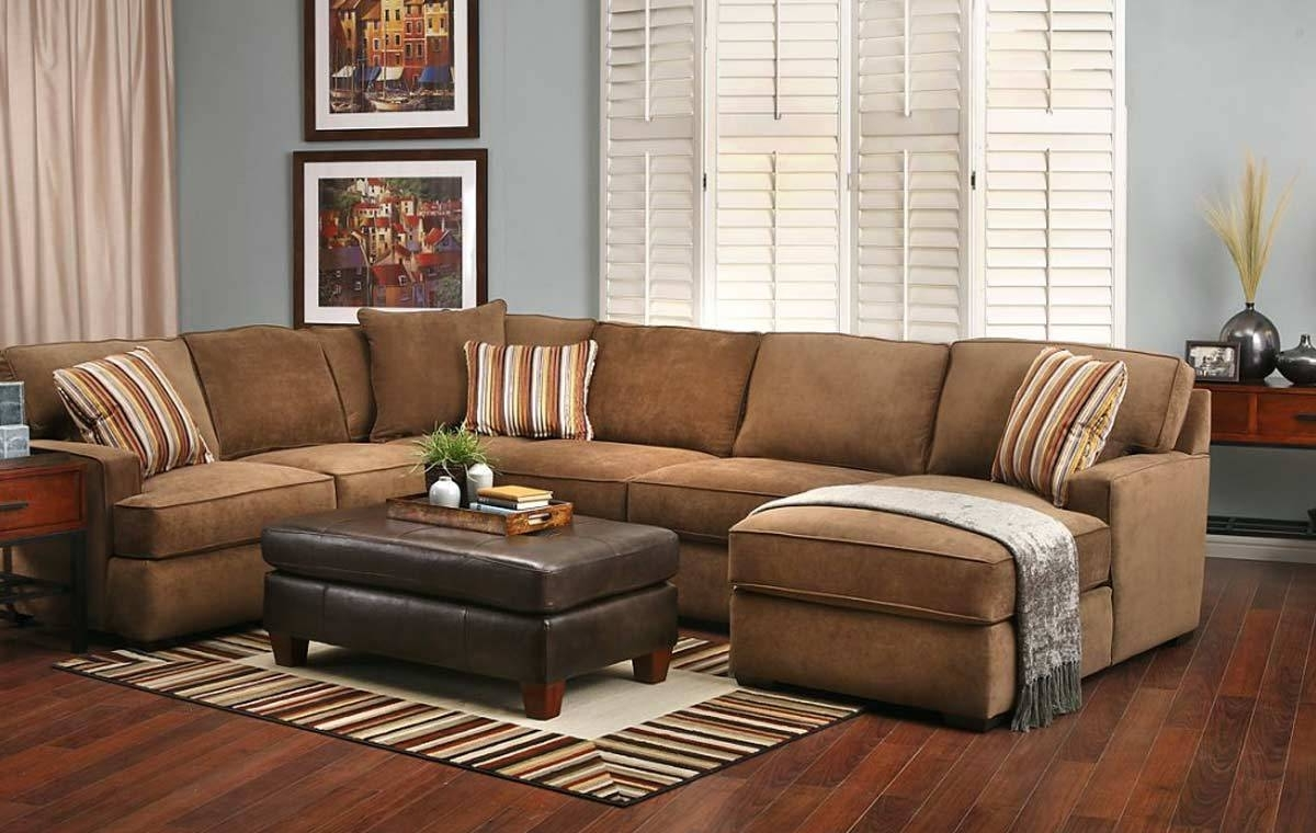 Modern Sectional Sofa (View 7 of 20)